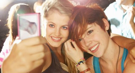 Why parents should worry about girls' perfect selfies