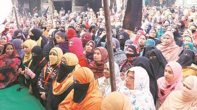 Talks between police, Shaheen Bagh protesters fail