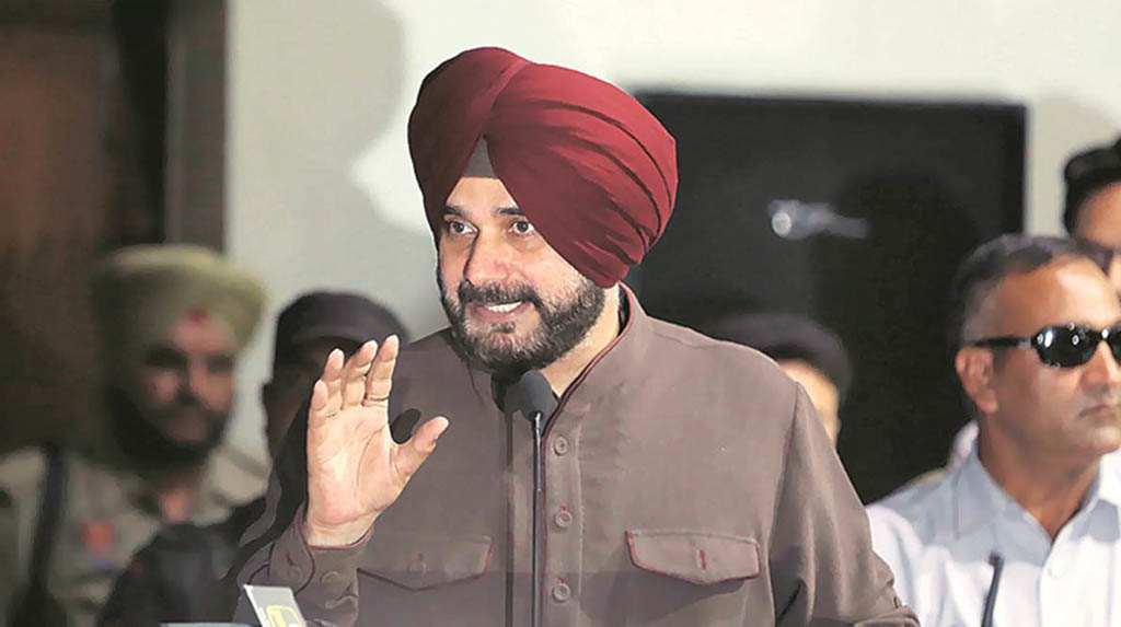 Sidhu's fans greet him on birthday, see him future CM