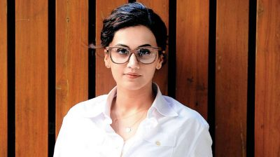 Taapsee Pannu takes a dose of 'double workout' amid lockdown