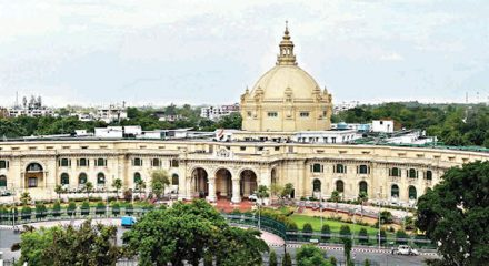 Corona control room set up in UP Assembly
