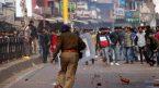Fresh violence erupts in northeast Delhi