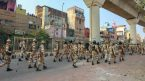 Roads of Maujpur, Jaffrabad deserted as forces begin flag marches