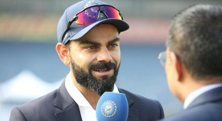 I don't mind getting hurt, just don't want to get out: Virat Kohli