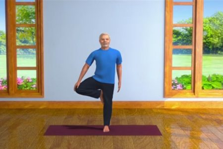 Lockdown Diaries: Modi shares fitness routine, yoga videos.