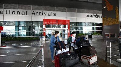 Air India flight with 326 Indians from London reaches Delhi