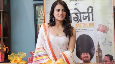 Radhika Madan makes TikTok debut