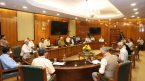 Amit Shah holds meet on COVID-19, reviews supply of daily needs