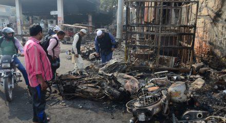 Delhi riots: Bodies were left on floor in 'undignified condition'