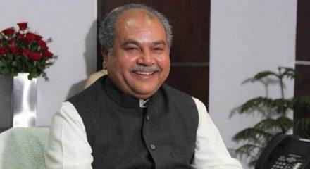 BJP leadership to decide on MP CM: Tomar