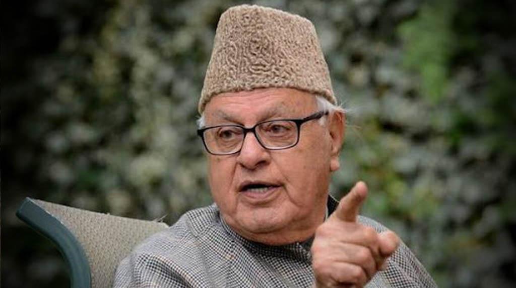 Domicile law illegal, unconstitutional: Farooq Abdullah