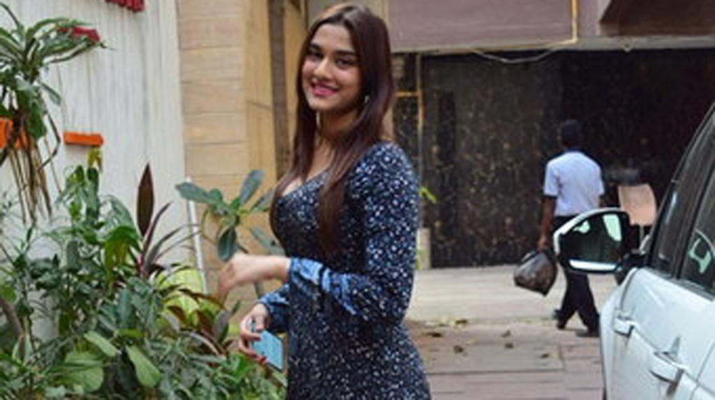 Saiee Manjrekar signs Mahesh Babu-produced bilingual 'Major'