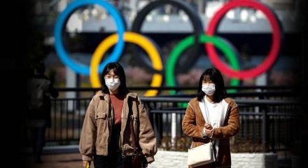 Trump describes Tokyo Olympic postponement 'wise & great'