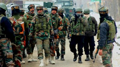Terrorist killed in encounter in Pulwama