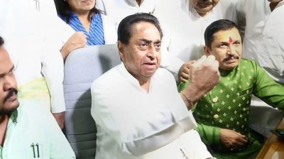 MP Guv asks Assembly Speaker to conduct floor test on Monday