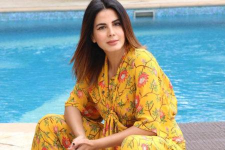 Kirti Kulhari cracks a joke on Mumbai winters