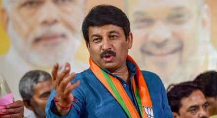 Delhi govt only distributed 1% of ration received from Centre: Manoj Tiwari