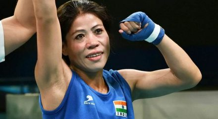 Will not give up until I win gold at Olympics: Mary Kom