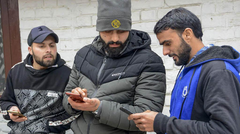 4G Internet being restored in Jammu division on Wednesday