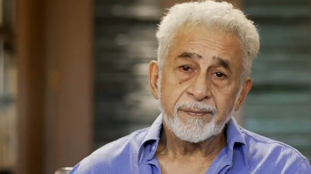 Naseeruddin Shah: It is foolish to imagine that movie palaces will last forever