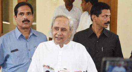 Odisha CM orders vigil on locust movement