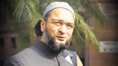 Owaisi targets govt for dithering on hydrozychloroquine exports to US