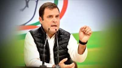 Rahul Gandhi sends aid to Amethi, helps people in lockdown