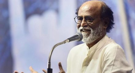 Rajini vows 'honest govt' for TN; party to be floated in Jan