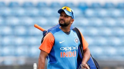 Suresh Raina pledges Rs 52 lakh in fight against COVID-19