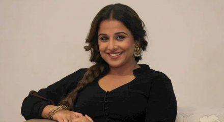Vidya Balan's poetic tribute to daughters of India