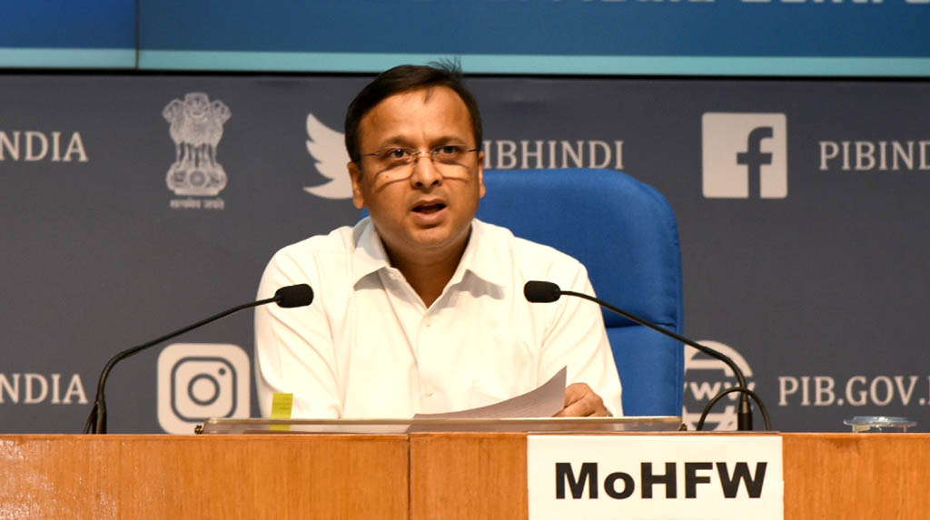 Some states reported late about COVID cases, deaths: Ministry