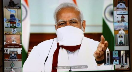 Evacuation, power, phones: PM's focus in review on super cyclone
