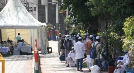 UP commission for minorities seeks ban on Tablighi Jamaat