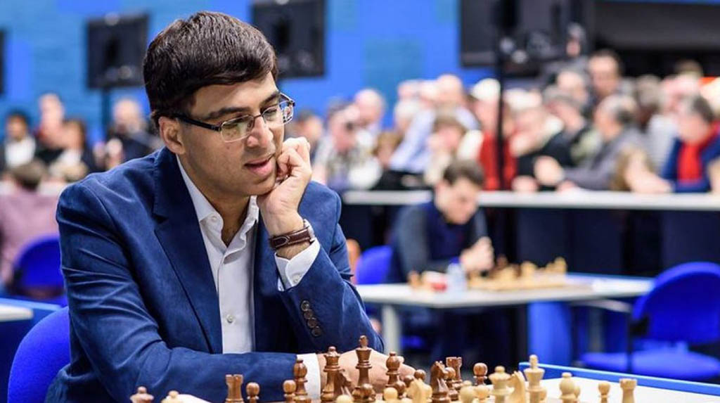 Yet another defeat for Viswanathan Anand in Legends of Chess tournament