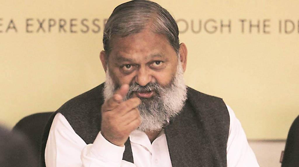Haryana health minister Vij gets trial dose of Covid vaccine