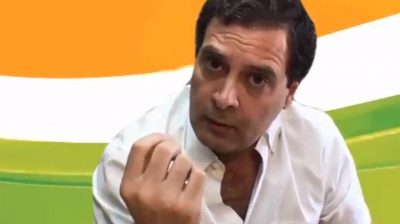 With Rahul's intervention Raj Cong crisis may defuse