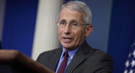 Fauci sidelined by WH despite COVID-19 surge: Report