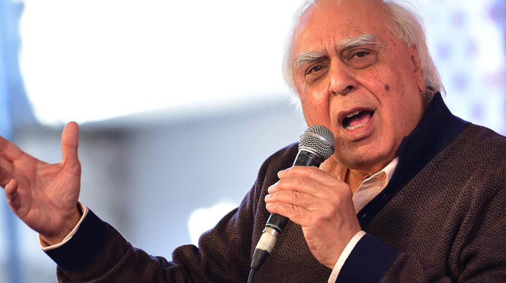 Worried for the party, tweets Sibal amid Rajasthan crisis