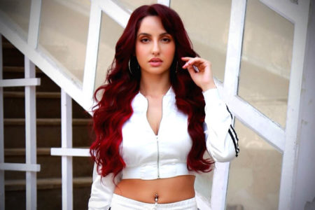 Nora Fatehi talks about struggles of a dancer