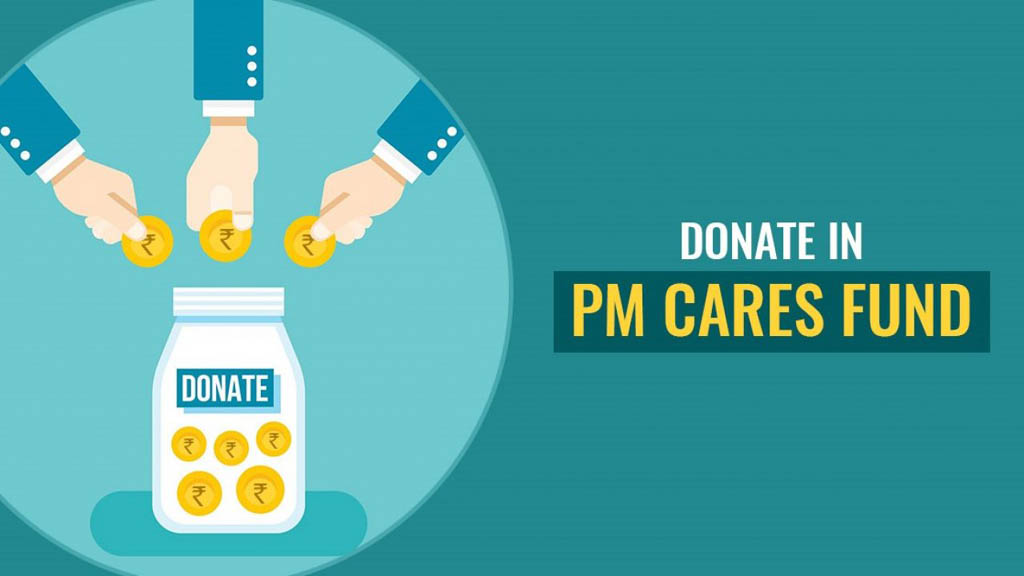 Retd Def Min official, sister donate Rs 1 cr to PM-CARES fund