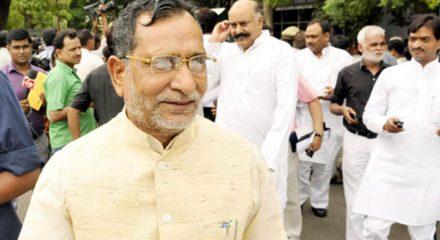 Samajwadi Party leader, Ram Govind Chaudhary