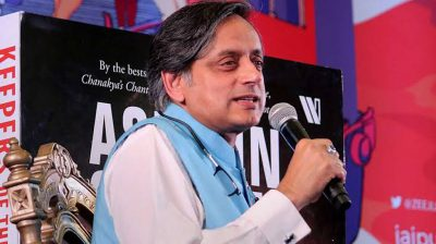 Tharoor slams Centre's Covid management strategy