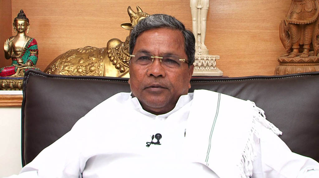 Siddaramaiah challenges Yediyurappa to resign and face elections