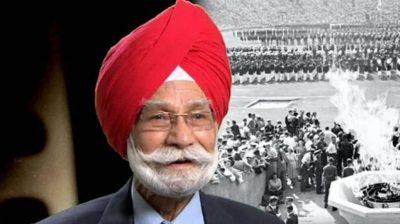 Legendary hockey player Balbir Singh Senior passes away