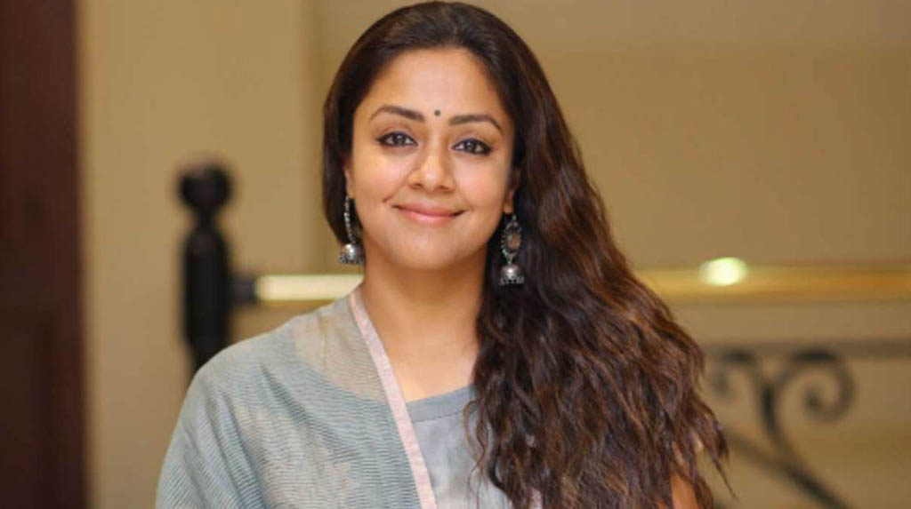 Jyotika glad to play strong female character in 'Ponmagal Vandhal'