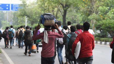 'Migrant workers' movement factor in sharp spike of Covid-19 cases'