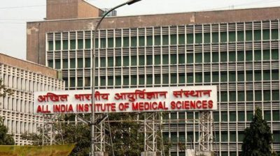 Covid woes in Delhi's AIIMS, 479 test positive