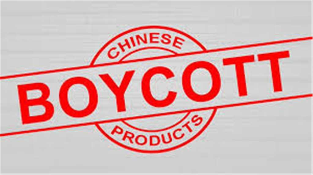 #BoycottChineseProducts: Bollywood joins the online campaign#BoycottChineseProducts: Bollywood joins the online campaign#BoycottChineseProducts: Bollywood joins the online campaign