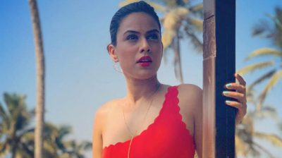 Nia Sharma's new picture comes with a 'disclaimer'