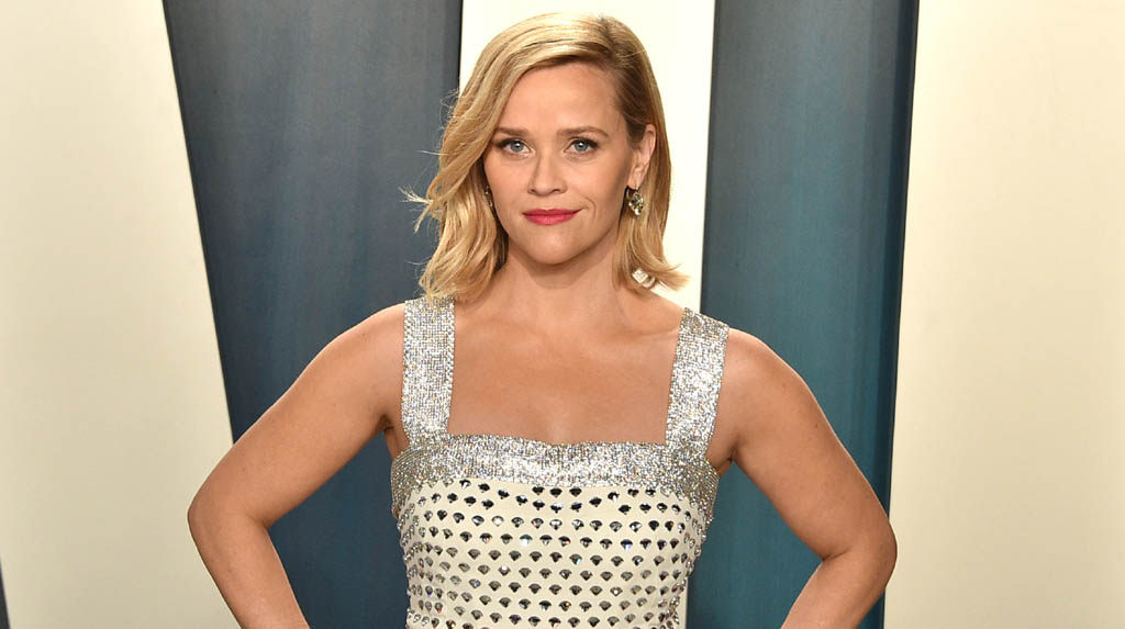 India on Reese Witherspoon's mind?